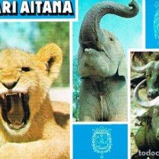 Postales: ALICANTE, SAFARI AITANA. Lote 180870993