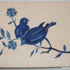 Postales: ANTIGUA TARJETA POSTAL ANIMALES – PÁJAROS. Nº 39 CANSON LAVIS B (PRINCIPIOS SIGLO XX). Lote 181394680