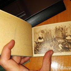 Postales: 2 CUADERNOS DE POSTALES MUSEO NACIONAL DE CIENCIAS NATURALES. Lote 186094018