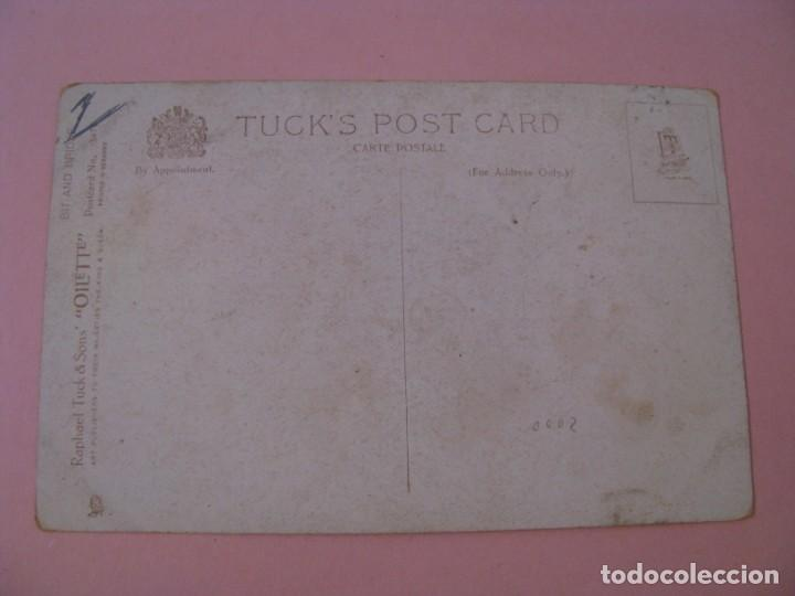 Postales: POSTAL DE CABALLO. BIT AND BRIDLE. TUCKS POST CARD. SERIE OILETTE. - Foto 2 - 191502933