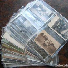 Postales: LOTE DE POSTALES CON ARCHIVADORES, TEMA GANADO PRINCIPALMENTE VACAS, TODAS LAS FOTOGRAFIADAS. Lote 194177471