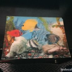 Postales: POSTAL PECES 3 D - LA DE LA FOTO VER TODAS MIS POSTALES. Lote 194378798
