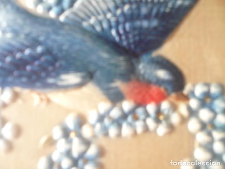 Postales: Pájaro con relieve - Foto 2 - 194943832