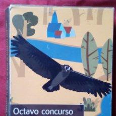 Postales: OCTAVO CONCURSO DE PINTURA DE AVES DE ANDALUCIA, DÍA MUNDIAL DE LAS AVES 2011 -COLECCIÓN 24 POSTALES. Lote 202621750