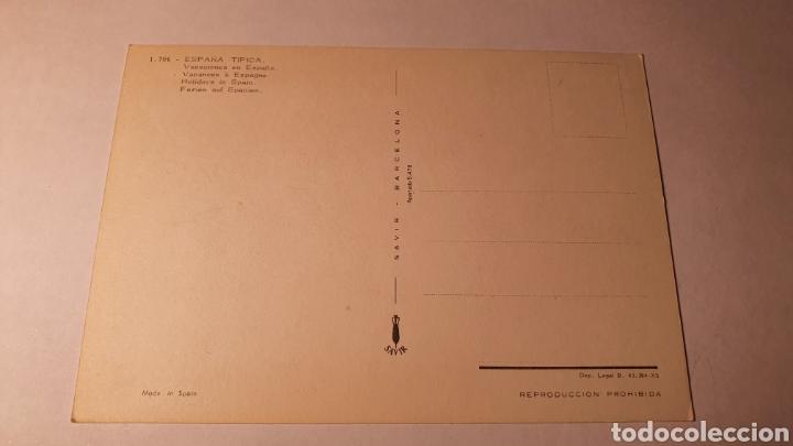 Postales: ESPAÑA TIPICA/ / POSTAL VINTAGE/ SIN CIRCULAR /( REF.B.11) - Foto 2 - 210455638