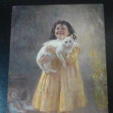Postales: PIMONENKO POLISSONNE N19 - PORTAL DEL COL·LECCIONISTA. Lote 217989936