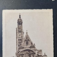 Postales: POSTAL DE PARIS VISTA Nº61 - IGLESIA DE ST.ETIENNE DU MONT - SIN CIRCULAR AÑOS 30. Lote 221554127