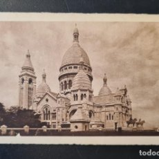 Postales: POSTAL DE PARIS VISTA Nº48 - SACRE COEUR - EDITIONS D'ART - GUY - PARIS. Lote 221555627