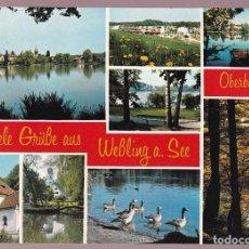 Postales: ALEMANIA. WESSLING AM SEE. CIRCULADA 1978. Lote 221925945