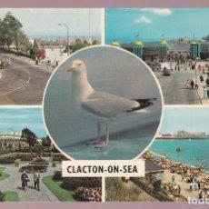 Postales: U.K. CLACTON-ON-SEA. NUEVA.. Lote 221926700