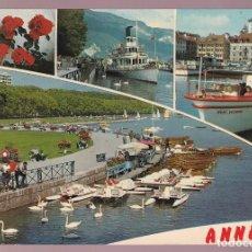 Postales: FRANCIA. 74-ANNECY. NUEVA.. Lote 221931610