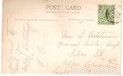 Postales: Gran Bretana & Circulado, Mascotas, Edmonton 1917 (86886) - Foto 2 - 243099790