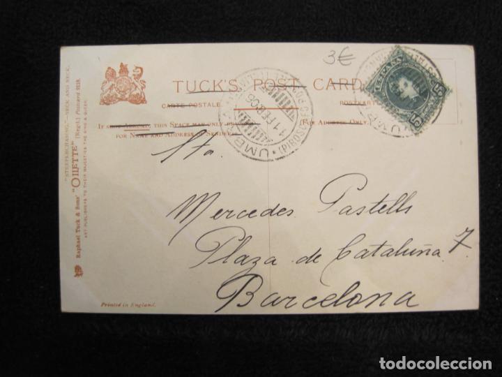 Postales: CABALLOS-COLECCION DE 5 POSTALES ANTIGUAS-VER FOTOS-(77.800) - Foto 6 - 244588900