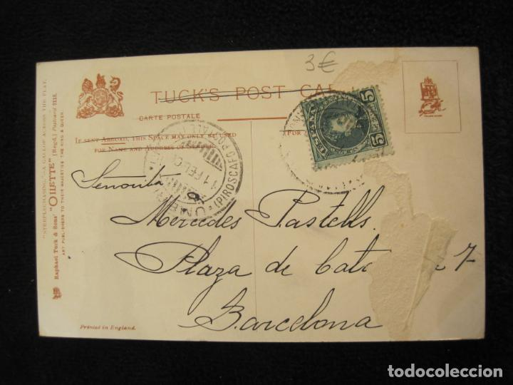 Postales: CABALLOS-COLECCION DE 5 POSTALES ANTIGUAS-VER FOTOS-(77.800) - Foto 10 - 244588900