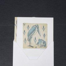Postales: POSTAL DE WILLIAM DE MORGAN VICTORIA ALBERT MUSEUM 1997 SIN CIRCULAR. Lote 254610220