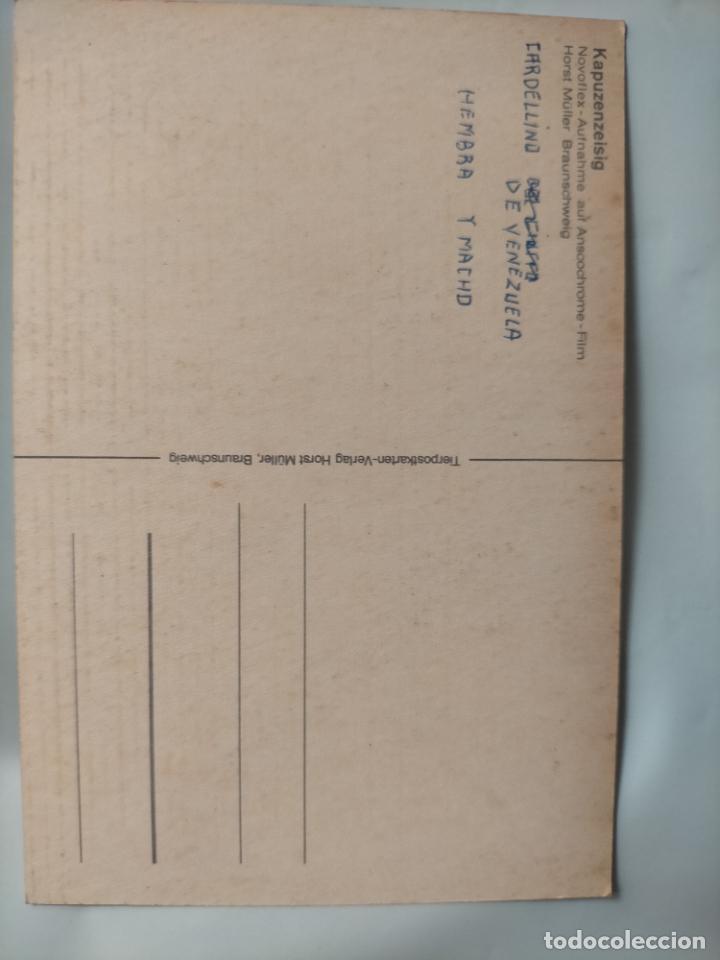 Postales: ANTIGUA POSTAL AVES PAJAROS ORINITOLOGIA - LA DE LA FOTO - CARDELLINO DE VENEZUELA - Foto 2 - 256151685