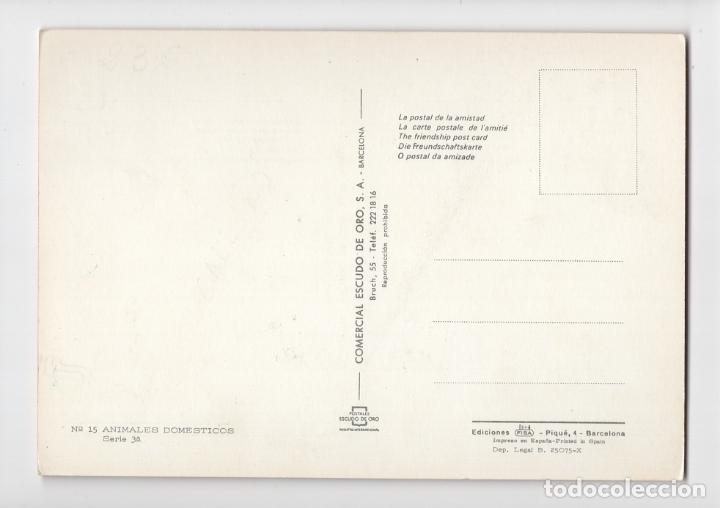 Postales: Carlino ♦ Escudo de Oro, 1967 - Foto 2 - 275020288