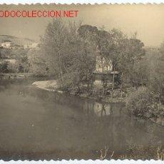 Postales: TARJETA POSTAL DE ALHAMA DE ARAGON. LAGO Y PLAYA 21. EDICIONES SICILIA. Lote 7191153
