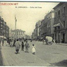 Postales: ZARAGOZA. Lote 25856180