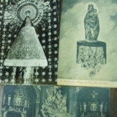 Postales: LOTE DE 3 POSTALES DE ZARAGOZA. Lote 27253841