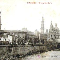 ZARAGOZA - RIVERA DEL EBRO