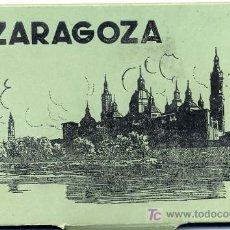 Postales: ZARAGOZA TALONARIO 10 POSTALES. Lote 26165660