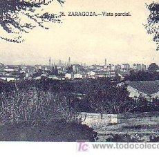 Postcards - ZARAGOZA.- VISTA PARCIAL - 6150801