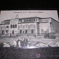 Postcards - EXPOSICION DE ZARAGOZA, EDIFICIO DE ARTES E INDUSTRIAS - 5408968