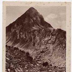 Postkarten - HUESCA. BENASQUE. LAGO DE LA RENCLUSA Y PICO DEL ALBA. . SIN CIRCULAR - 5528590