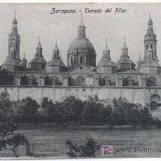 Postcards - ZARAGOZA - TEMPLO DEL PILAR.- - 5966174