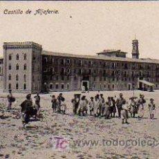 Postales: ZARAGOZA. CASTILLO DE ALJAFERIA. . Lote 7160170