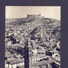 Postales: POSTAL DE CALATAYUD (ZARAGOZA): VISTA PANORAMICA (ED.SICILIA NUM.12). Lote 6190016