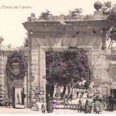 Postales: ZARAGOZA. PUERTA DEL CARMEN.. Lote 6226075