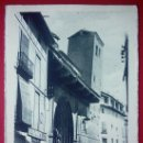 Postales: CALATAYUD. CALLE DE LA RUA. VISTA PARCIAL. Lote 16788766