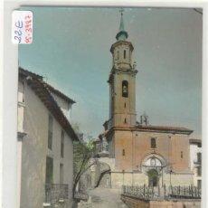 Postales: (PS-3987)POSTAL DE CALANDA(TERUEL)-TEMPLO DE NTRA.SRA.DEL PILAR. Lote 6914319