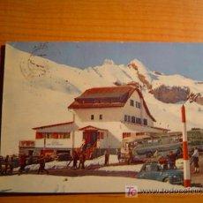 Postales: POSTAL PIRINEO ARAGONES CANDANCHU HUESCA. Lote 20142158