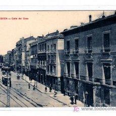 Postales: ZARAGOZA. CALLE DEL COSO. A. S. SIN CIRCULAR.. Lote 13720059