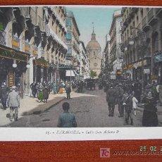 Postkarten - ZARAGOZA - CALLE DON ALFONSO Iº - 7627891