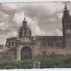 Postales: POSTAL DE TARAZONA Nº3, CATEDRAL, CIRCULADA. Lote 7735654