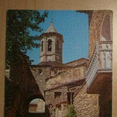 Postales: POSTAL ANTIGUA DE RODA DE ISABENA. (HUESCA). Lote 7805442