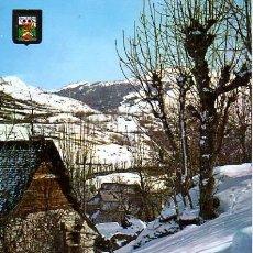 Postales: POSTAL DE LA VALL D'ARAN -PAISATGE TIPIC. Lote 8221396
