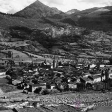 Postales: BENASQUE - VISTA GENERAL . Lote 8658275