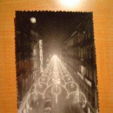 Postales: POSTAL ZARAGOZA ALFONSO I NOCTURNO ESCRITA. Lote 8688354