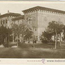 Postales: ZARAGOZA. PALACIO DE MUSEOS.. Lote 8726967