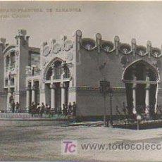 Postales: EXPOSICIÓN HISPANO FRANCESA. ZARAZGOZA. 1908. GRAN CASINO. (POSTAL FOTOGRÁFICA. COYNE FOTO). . Lote 9112149