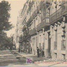 Postkarten - ZARAGOZA. PASEO DE SAGASTA. (THOMAS, Nº 195). - 9181098