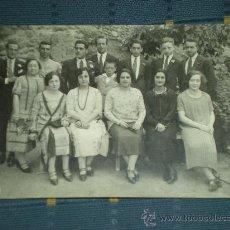 Postales: TARJETA POSTAL FOTOGRAFICA DE ANIÑON - TIPOS - FOTO RODERO - ZARAGOZA CALATAYUD. Lote 9191365