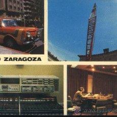 Postales: POSTAL RADIO ZARAGOZA DIRIGIDA A RADIO REUS / 1980 / EMISORA MOVIL COCHE SIMCA 1000. Lote 25575405