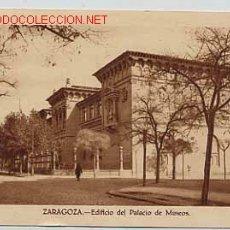 Postkarten - ZARAGOZA. Edificio del Palacio de Museos. Nº 29 - 1288914