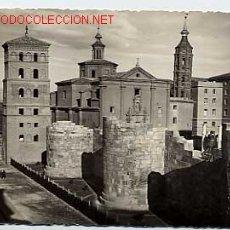 Cartes Postales: ZARAGOZA. ED. CASA CESARAUGUSTA Nº 36. MURALLA ROMANA Y SAN JUAN DE LOS PANETES. SIN CIRCULAR. Lote 12122073